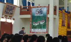 50 years of Indo Bhutan friendship celebration
